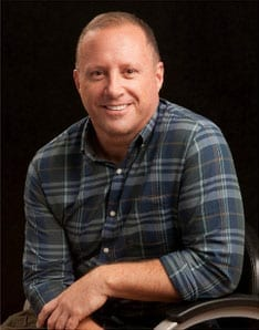 David M. Brown Headshot