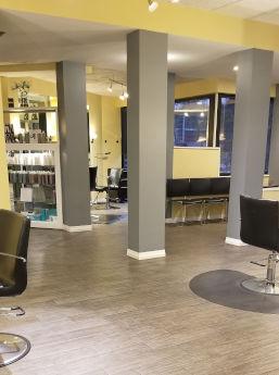 Christopher's Hair Salon inside view